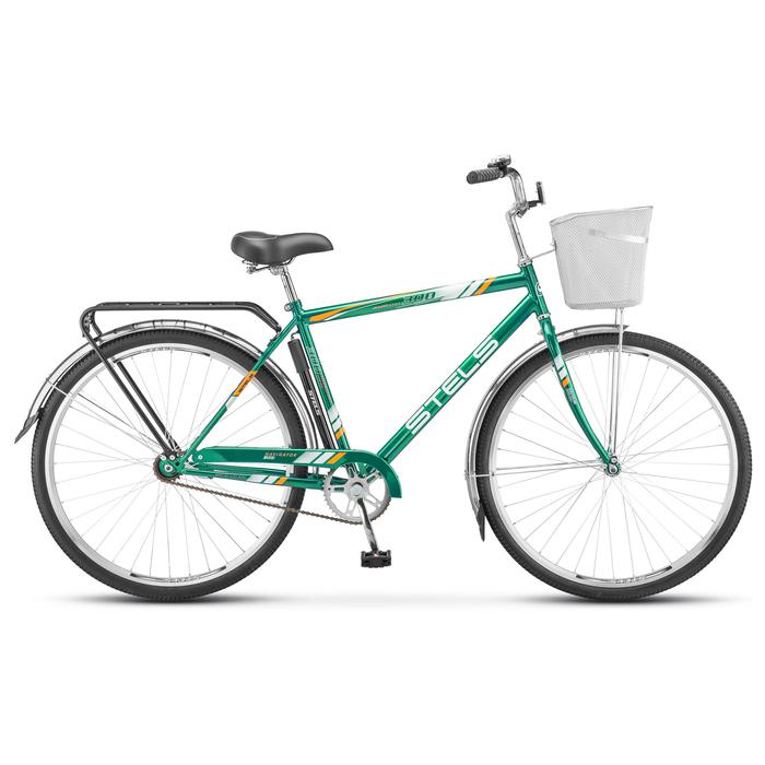 Велосипед 28 Stels Navigator-300 Gent, Z010, цвет зелёный, размер 20