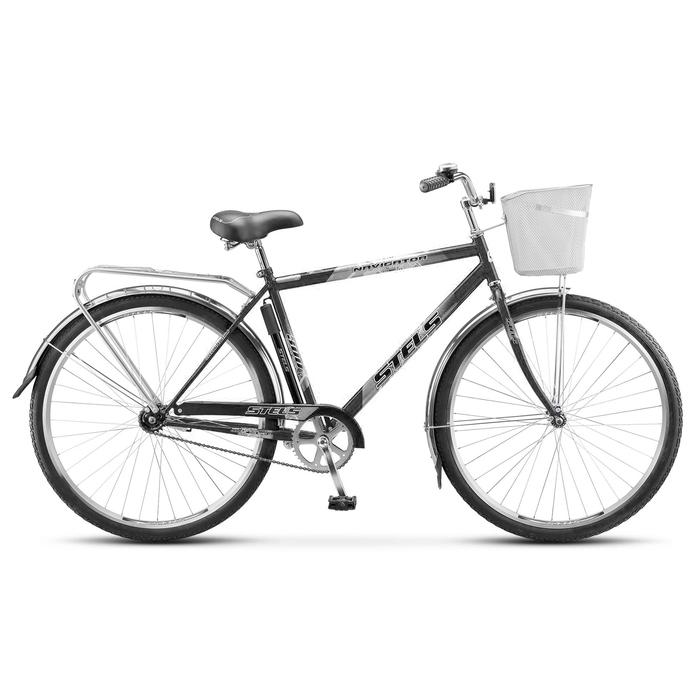 Велосипед 28 Stels Navigator-300 Gent, Z010, цвет серый, размер 20