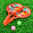 Набор ракеток «Веселый спорт»