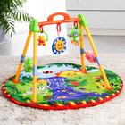 Игровой развивающий центр с ковриком «Ручеёк»