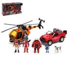 Набор пожарных «Поисково-спасательная служба»