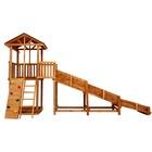 Детская площадка Можга Спортивный городок 2 с зимней горкой