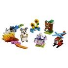 Конструктор Lego «Классика. Кубики и механизмы», 244 детали