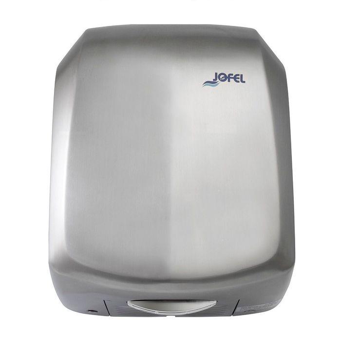 Электросушилка для рук JOFEL Mediteranea АА18500, автоматическая, нержавеющая сталь, матовая   23988