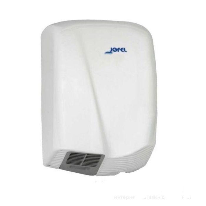 Электросушилка для рук JOFEL Potenza AA52000, автоматическое включение, ABS-пластик, белая