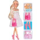 Игровой набор кукла Ася «Блестящий выход» ,28 см, дизайн 1