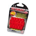 """Пульки """"Gummi"""", 8 мм, 40 шт, в блистере"""
