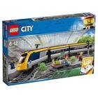 Конструктор Lego «Пассажирский поезд«, 677 деталей