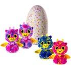 """Интерактивная игрушка-сюрприз Hatchimals """"Близнецы"""" вылупляющиеся из яйца"""