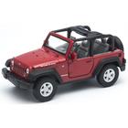 Коллекционная модель машины Jeep Wrangler Rubicon, масштаб 1:31