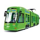 Игрушка «Городской трамвай», 46 см, МИКС