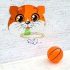 "WOOW TOYS Игра баскетбол ""Котёнок"""