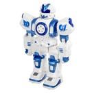 Робот интерактивный, радиоуправляемый «Шунтик», стреляет присосками, цвета МИКС