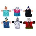 Кукольный театр «Волшебник изумрудного города», 6 кукол