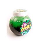 Игрушка ТМ «Slime «Mega Mix», черный + зеленый, 500 г