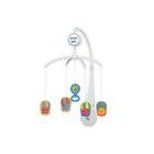 Мобиль музыкальный  «Мишка на шариках пластик»