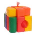 Строительный набор 21 элемент  (60*60)