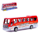 Автобус инерционный «Экскурсионный», цвета МИКС
