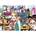 Пазл «Возьми меня в Нью-Йорк», 500 деталей