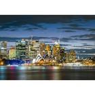 Пазл «Вечерний Сидней», 1000 деталей