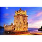 Пазл «Башня Белен, Лиссабон», 1000 деталей