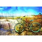 Пазл «Велосипед в дюнах», 1000 деталей