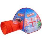 Детская палатка «Фиксики» с тоннелем
