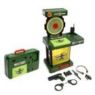 """Игровой модуль """"Милитари"""", световые и звуковые эффекты, работает от батареек, в пакете"""