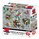 3D Пазл «Кубическая вселенная», 100 элементов
