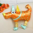 """Мягкая игрушка """"Бобик"""", оранжевый"""