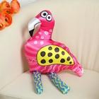 """Мягкая игрушка """"Фламинго"""", розовые полосы"""