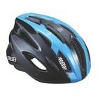 Велошлем BBB 2018 Condor черный/синий, размер M