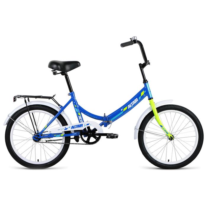 Велосипед 20 Altair CITY 20 2019, цвет синий, размер 14