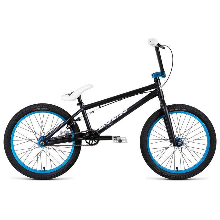 Велосипед 20 Forward BMX ZIGZAG 1.0, 2019, цвет черный, размер 20,5