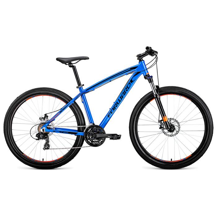 Велосипед 29 Forward Next 2.0 disc, 2019, цвет синий, размер 17