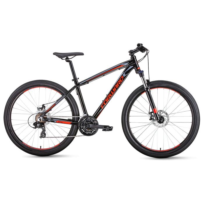 Велосипед 29 Forward Next 2.0 disc, 2019, цвет чёрный, размер 19