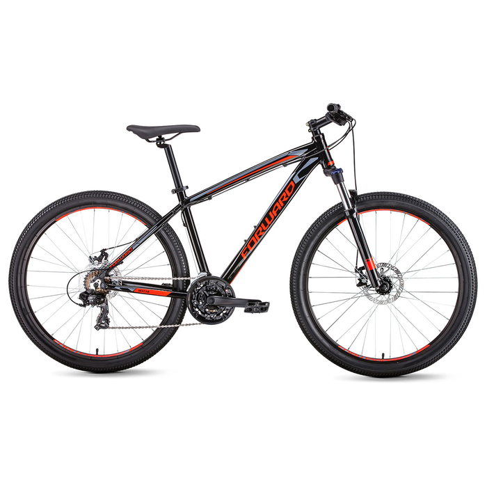 Велосипед 29 Forward Next 2.0 disc, 2019, цвет чёрный, размер 17