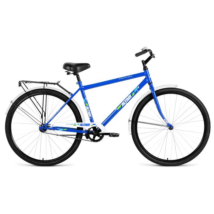 Велосипед 28 Altair City high 28, 2019, цвет темно-синий, размер 19