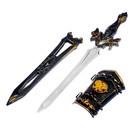 Набор оружия «Рыцарь»: меч и накладка на руку, МИКС, в пакете