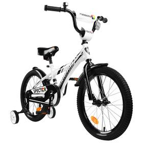 "Велосипед 18"" Graffiti Spector, цвет белый"