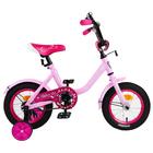 "Велосипед 12"" Graffiti Fashion Girl, цвет розовый"