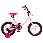 "Велосипед 14"" Graffiti Fashion Girl, цвет розовый"