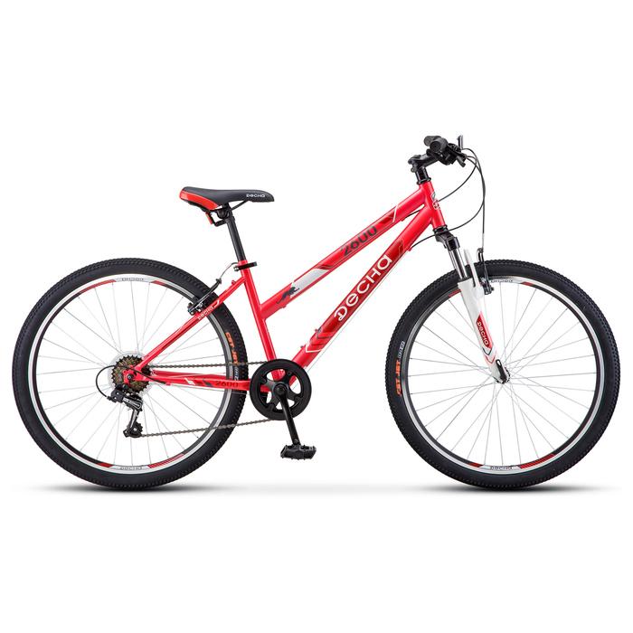 Велосипед 26 Десна-2600, V020, цвет красный, размер 17
