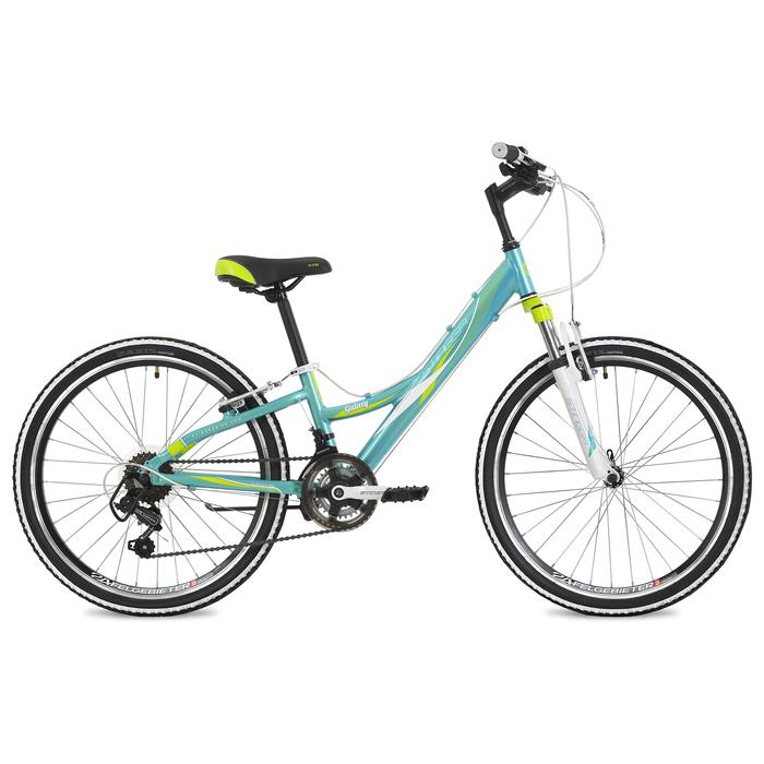 Велосипед 24 Stinger Galaxy, 2018, цвет синий, размер 11
