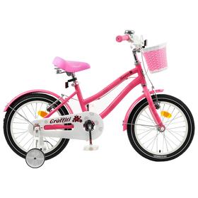 "Велосипед 18"" Graffiti Flower, цвет розовый"