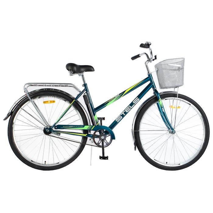 Велосипед 28 Stels Navigator-300 Lady, Z010, цвет морская волна, размер 20