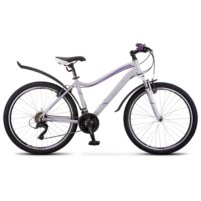 Велосипед 26 Stels Miss-5000 V, V040, цвет аметистовый, размер 15