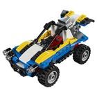Конструктор Lego «Криэйтор: Пустынный багги», 147 деталей