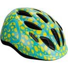 Летний шлем HAMAX 2018 Skydive зелёный/жёлтый, обхват 50-55 см