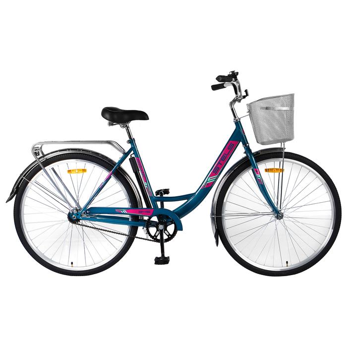 Велосипед 28 Stels Navigator-345, Z010, цвет морская волна, размер 20